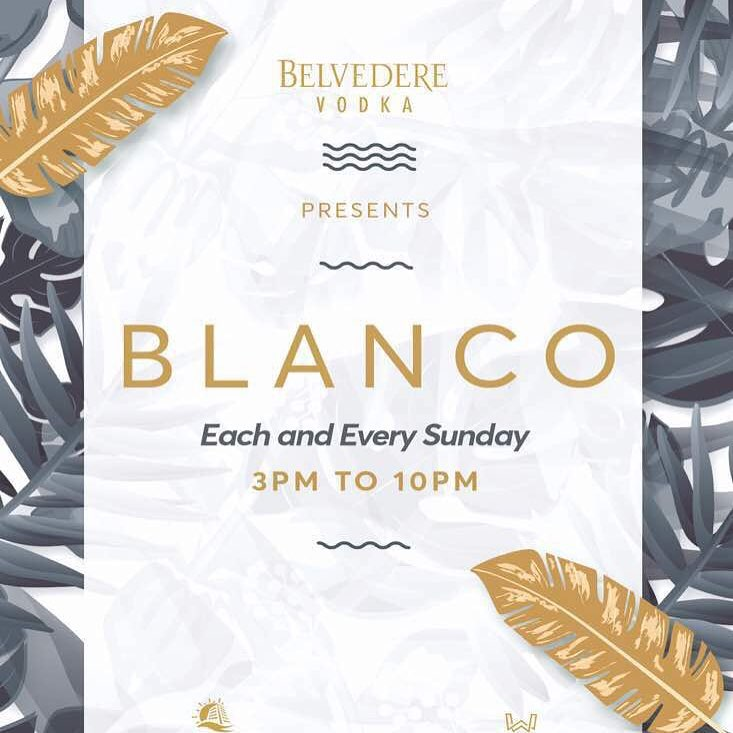 Blanco Sunday